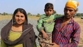 गैस मियाँ का परिवार, भोपाल गैस त्रासदी