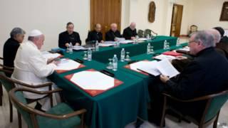 Встреча в Ватикане