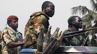 Combatientes de Seleka