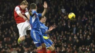 Arsenal da Hull City