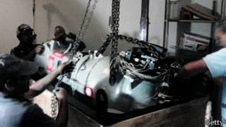 carga radioativa | Getty