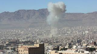 Explosión en Yemen