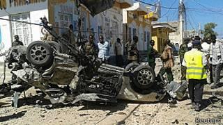 Ataque en Somalia