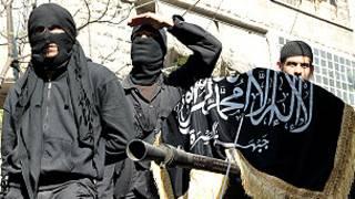 mujahid di Suriah