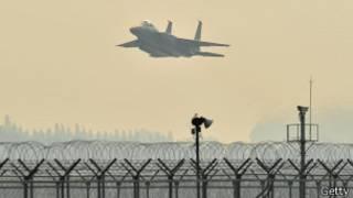 Корейский истребитель F-15