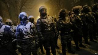 Lực lượng cảnh sát chống bạo động Berkut