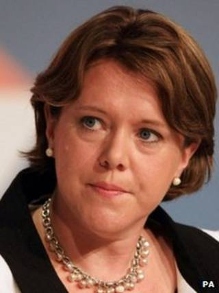 英國文化大臣米勒