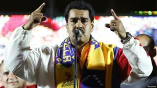Nicolas Maduro (foto: Reuters)