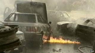 सिसली माफ़िया का हमला, 1990