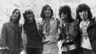 Rolling Stones | Crédito: Getty