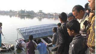 ranchi boat accident, रांची नाव दुर्घटना