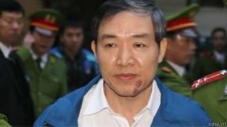 Ông Dương Chí Dũng trước tòa