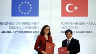 ترکیه - اروپا
