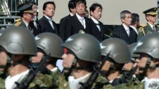 Вооруженные силы Японии