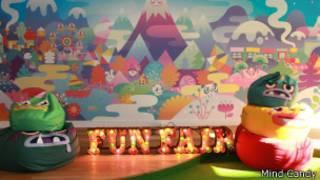 Fun Fair, oficina de Mind Candy