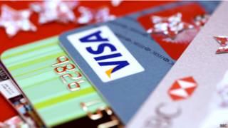 क्रेडिट कार्ड्स