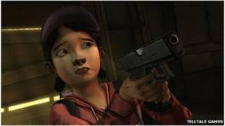 Clementine de Walking Dead de Telltale