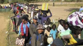 'Yan gudun hijira a Sudan ta Kudu