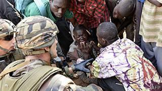 Rikici a kusa da birnin Bangui