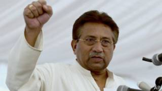 Musharraf faces charges of treason,murder and  restricting the judiciary