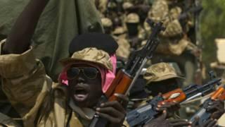 Milisi Sudan Selatan