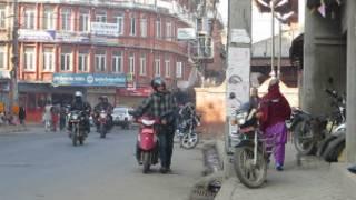 काठमाण्डूको सडक