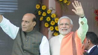 नरेंद्र मोदी और राजस्थान