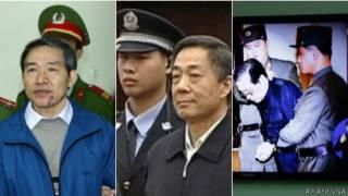 Dương Chí Dũng, Bạc Hy Lai và Chang Song-thaek sau khi thất sủng