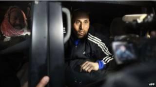 Палестинський в'язень