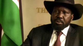 Güney Sudan Cumhurbaşkanı Salva Kiir