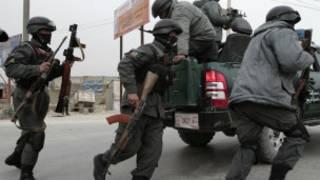 अफ़ग़ान पुलिस (फ़ाइल फ़ोटो)