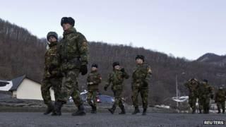 قوات الأمن الروسية