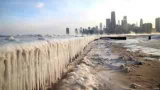 холода в США