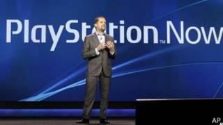 Presentación de PlayStation Now
