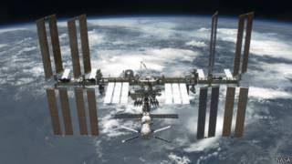 ISS (Foto: Nasa)