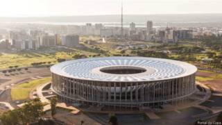 Estádio Mané Garrincha (Portal da Copa)