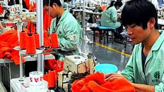 Producción china