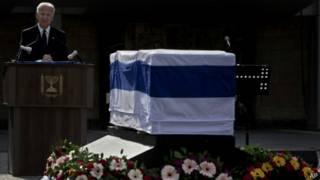 Đám tang Ariel Sharon