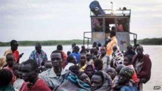दक्षिणी सूडान संघर्ष