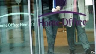 英國內政部(Home Office)