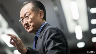 Президент Світового банку Джим Йонг Кім
