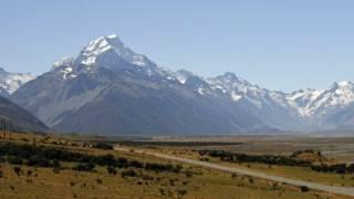 Gunung Cook