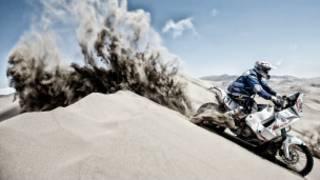 El rally Dakar