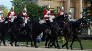 皇家御林軍騎兵