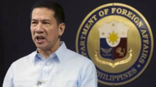 Raul Hernandez, phát ngôn viên bộ Ngoại giao Philippines