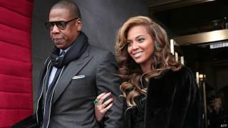 Jay-Z e Beyoncé (AFP)