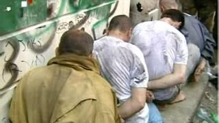 Tortura na Síria. Foto: BBC