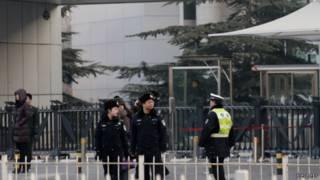 Polisi Cina