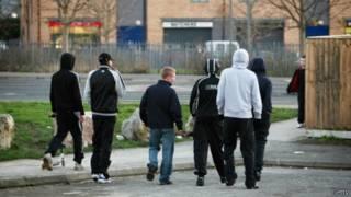 Remaja di Inggris