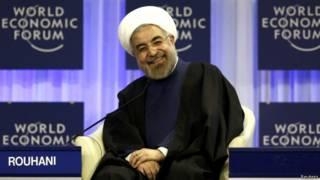 ईरान के राष्ट्रपति हसन रुहानी
